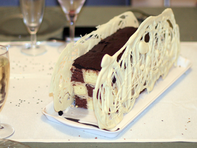 buche patissire